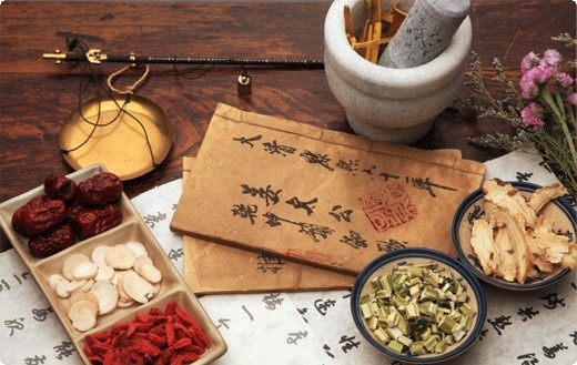 traditional Chinese medicine methods for hair loss